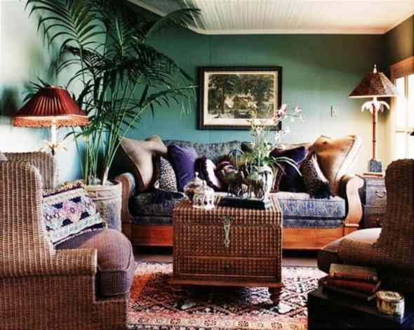 Liven Up Your Home Decor With Patterns And Prints187Ideas