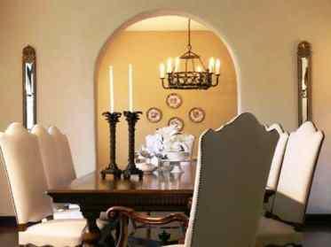 Luxurious Dining Room Design472_Ideas
