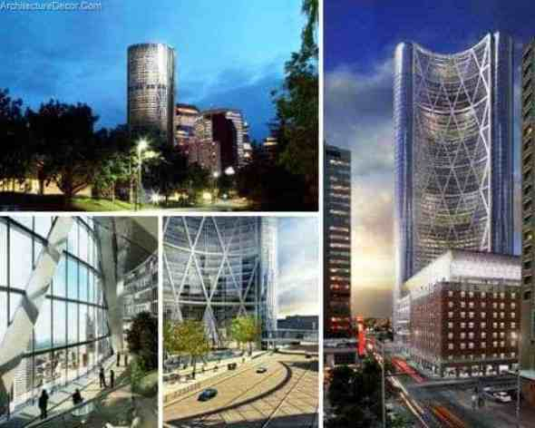 The Bow-Sustainable Office Buildings