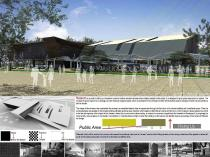 Master Plan-Mud Volcano Research Center at Sidoarjo_a476_3D Architectures