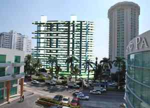 The Acapulco Green Tower