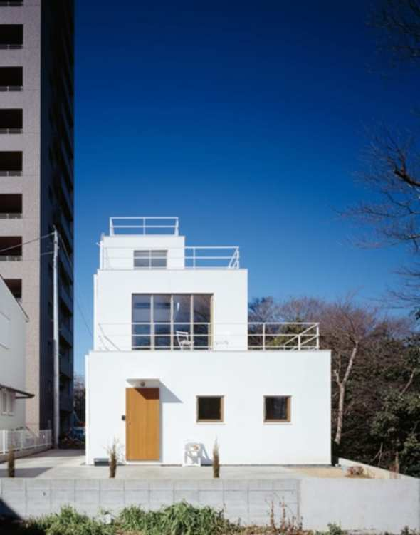 Deck house design