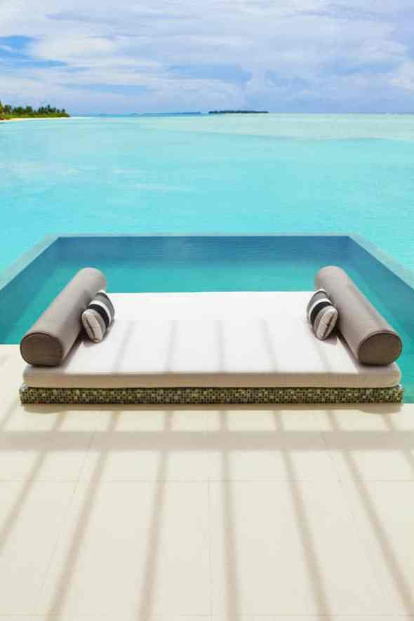 Private Pool Niyama Hotel in the Maldives