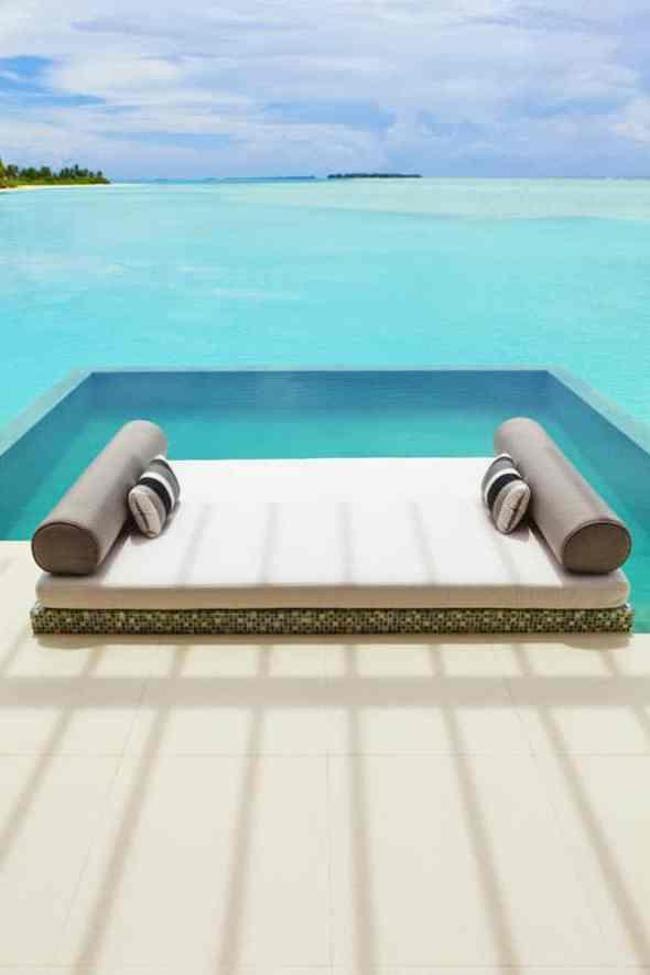 Private Pool Niyama Hotel in the Maldives