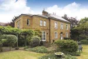 English Rural Farmhouse