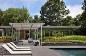 Swimming Pool Garden by Ohlhausen BuBois Architects