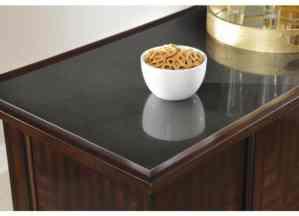 Minibar Interior Ideas - Glassy Countertops