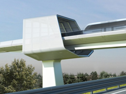 People Mover (Transport System), Bologna / Iosa Ghini Associati Srl