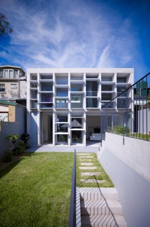 Balmain House Exterior / Carterwilliamson Architects