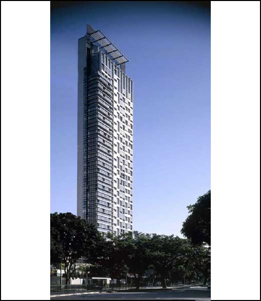 Moulmein Rise Residential Tower