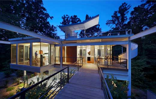 Glass House by Tonic Design