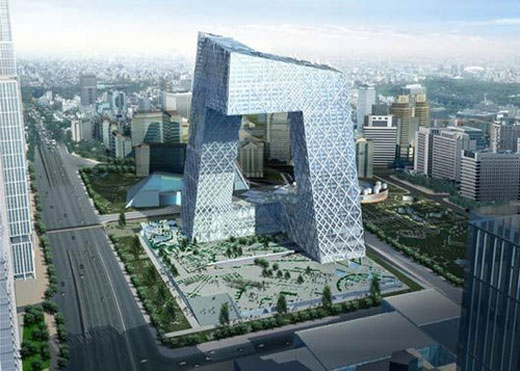 CCTV Headquarters China