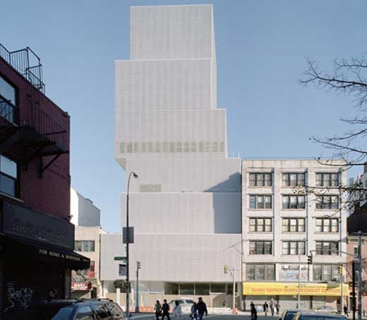 Museum of Contemporary Art in New York