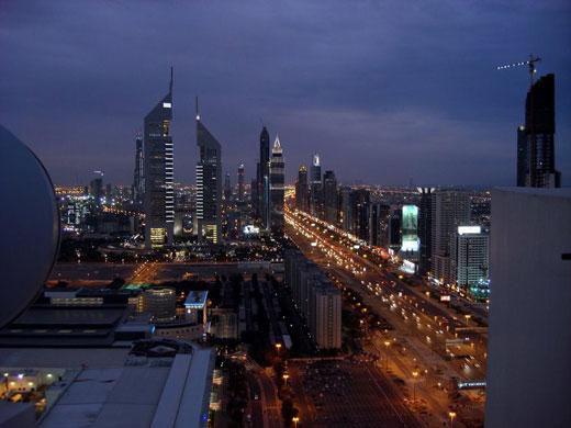 Dubai Last year