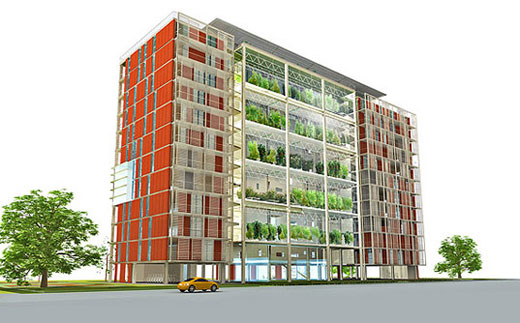 Agro-Housing for a Sustainable Urban China