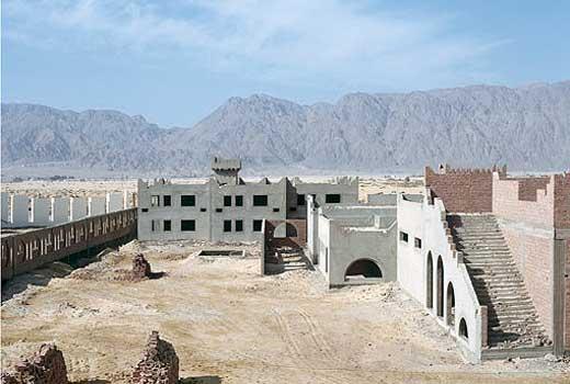 uncomplete Sinai Hotels.