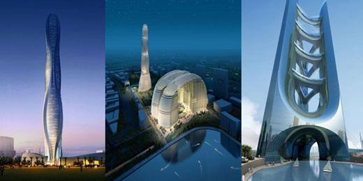 Super Tower in Dubai