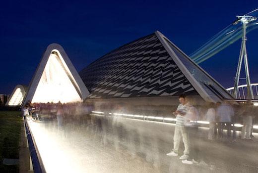 Zaragoza Bridge Pavilion