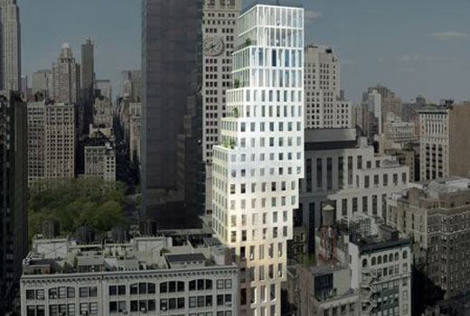23 East 22nd Street Residential High-Rise in New York City