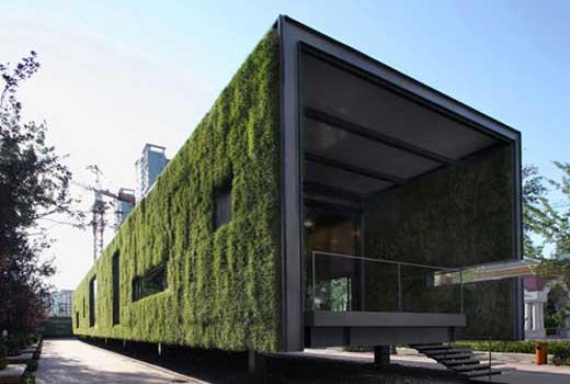CR Land Guanganmen Green Technology Showroom, Beijing