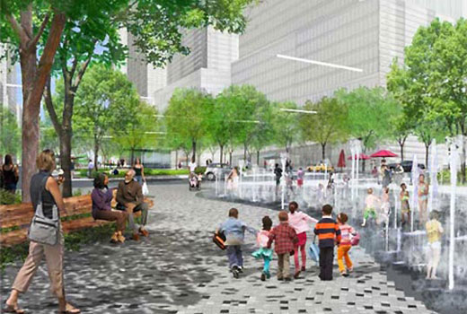 Hudson Park and Boulevard