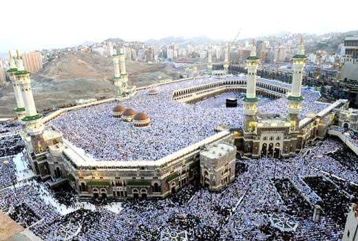 mecca haram