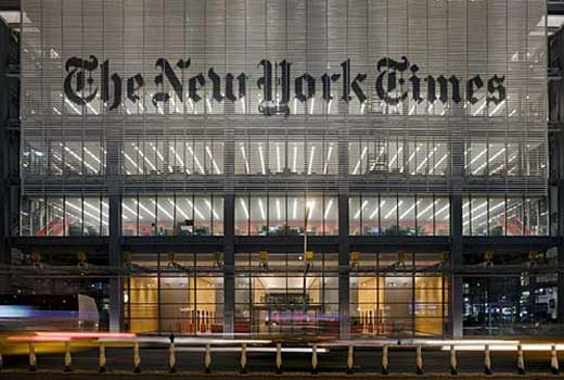 The New York Times Building, New York City