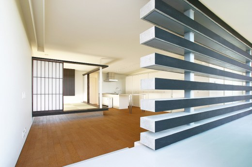 House with Concrete louvers, Saitama, Japan / by StudioGreenBlue