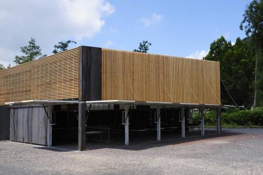 LA HallE DU Robin / by AP5 architects