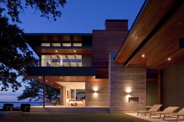 Lake LBJ Retreat, Texas / by Dick Clark Architecture