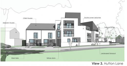 Box Tree Affordable Housing, Harrow / by YOOP