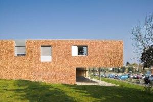 Offices at University of Haute Alsace / by Atelier Zündel & Cristea