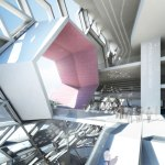 Kaohsiung Maritime Cultural & Pop Music Center, Taiwan / by MADE IN