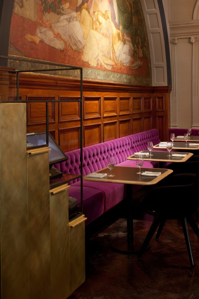 New Restaurant at Royal Academy / by Design Research Studio