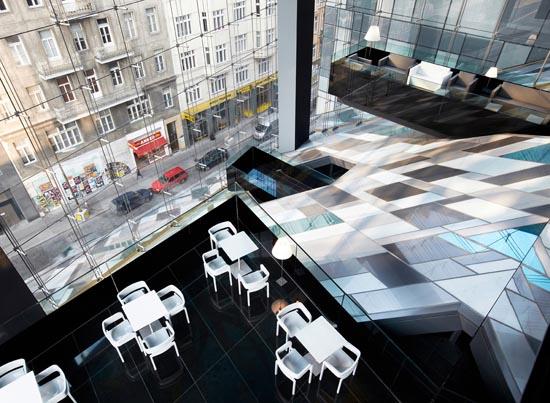 Sofitel Vienna Stephansdom, Luxury Hotel / by Jean Nouvel
