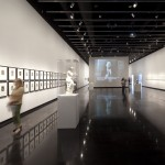 exhibition galleries at DALÍ MUSEUM
