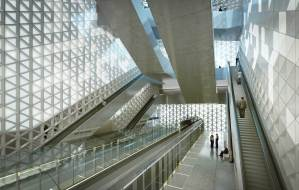 Rennes Metro Station / by Atelier Zündel & Cristea