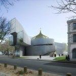 Orthodox Center, Paris 7e (75) / by Atelier Zündel & Cristea