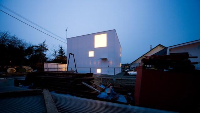 House of Trough, Hokkaido, Japan / by Jun Igarashi
