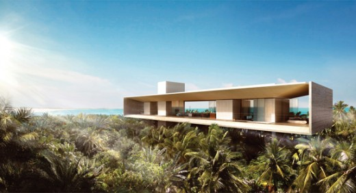 Mandarin Oriental Tree-top Villas in Dellis Cay, Turks & Caicos Islands / by OPPENHEIM