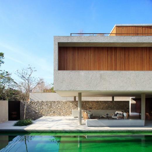 House 6 in São Paulo, Brazil / by studio mk27