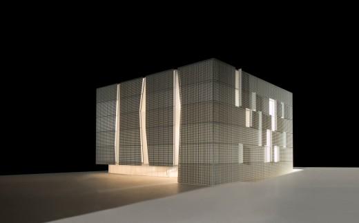 Fashion & Art Graduate School, Israel / by Chyutin Architects