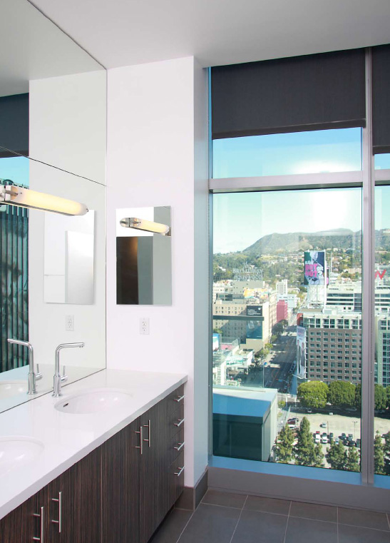 Sunset Vine Tower Los Angeles, Calif. / by Kanner Architects