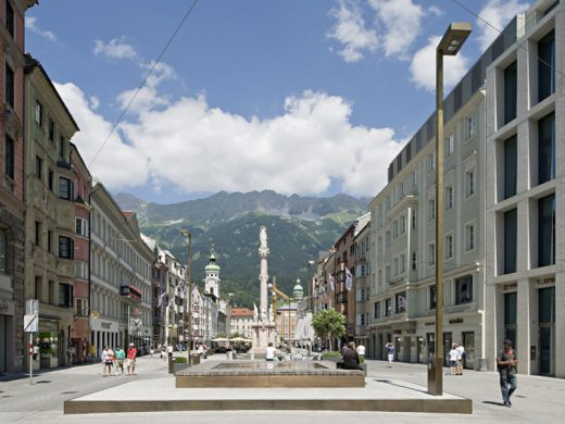 Car-free Zone of Maria-Theresian-Straße in Innsbruck, AUSRTRIA / by AllesWirdGut