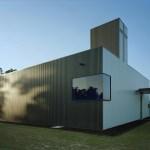 Saint Nicholas Antiochian Orthodox Christian Church, USA, designed by Marlon Blackwell Architect