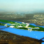 KYIV ISLANDS MASTERPLAN / by BUDCUD
