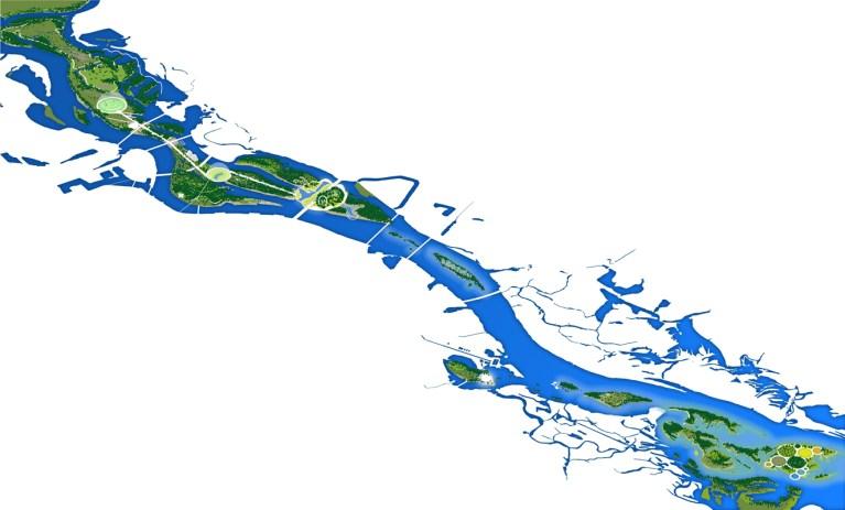 KYIV ISLANDS MASTERPLAN / by BUDCUD