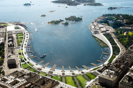 NEW HELSINKI WATERFRONT / by DCPP arquitectos