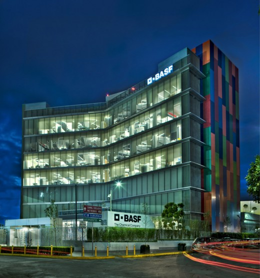BASF Corporate Offices in Mexico City / by SPACE