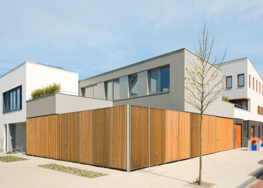 Piano House, Rotterdam / by pasel kuenzel architects